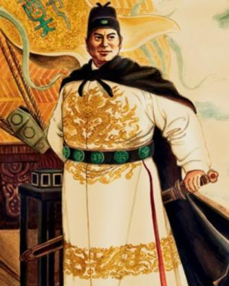 Zheng He, the 15th century Chinese explorer who spread Chinese cultural and economic influence into the SCS among other regions of the Eastern hemisphere