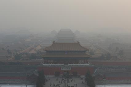 Air Pollution Attacks Beijing Again